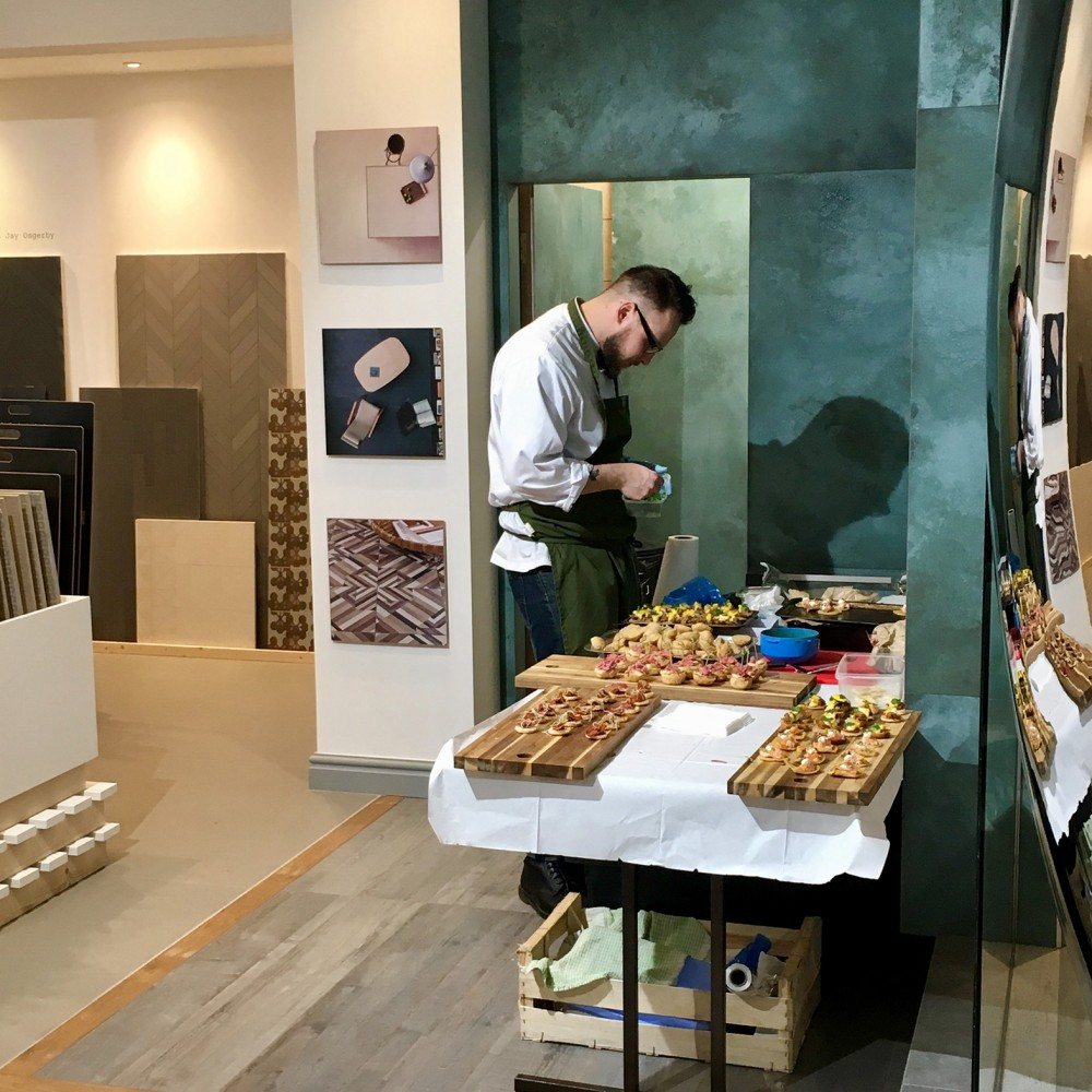 An Open Houzz Event Hosted At Casa Ceramica
