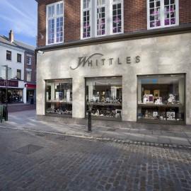 Whittles Jewellers Preston